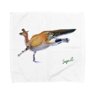 Lambeosaurus Towel handkerchiefs