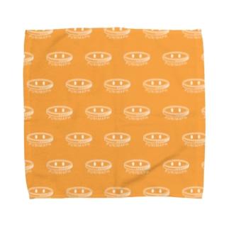 Punimaph ハンドタオル(L) Towel handkerchiefs