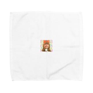 パティの森 Towel handkerchiefs