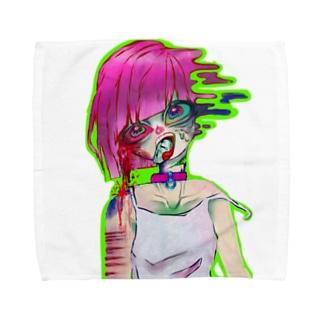 耳なし芳一 Towel handkerchiefs