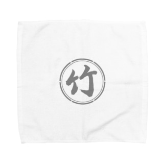 marutake-mark.01 Towel handkerchiefs