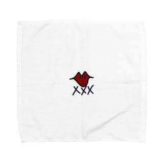 xxx Towel handkerchiefs