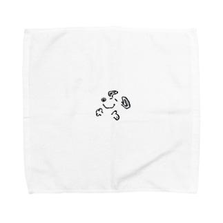 スヌ Towel handkerchiefs