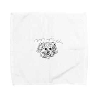 michel Towel handkerchiefs