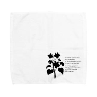 miu8080 Towel handkerchiefs