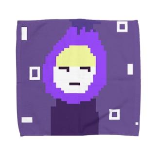 おナス🍆 Towel handkerchiefs