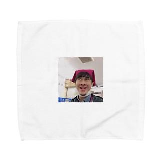 平野智也専用iPhoneケース Towel handkerchiefs