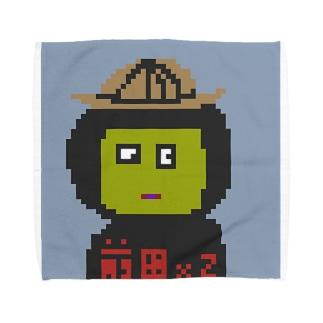 前田前田 Towel handkerchiefs