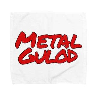 MetalGulod Towel handkerchiefs