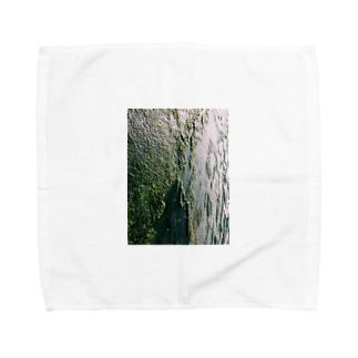 水辺 Towel handkerchiefs