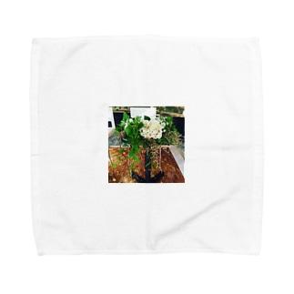 アレンジメント Towel handkerchiefs