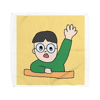 小学さんねんせい Towel handkerchiefs