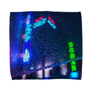 From My Umbrella Towel handkerchiefs
