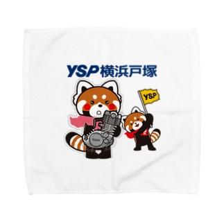 YSパンダメインA Towel handkerchiefs