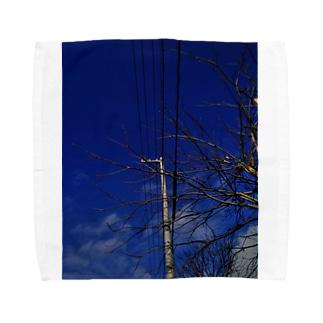 晴天 Towel handkerchiefs