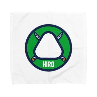 パ紋No.3324 HIRO タオルハンカチ