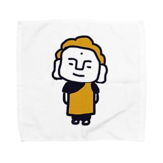プリティブッダ Towel handkerchiefs