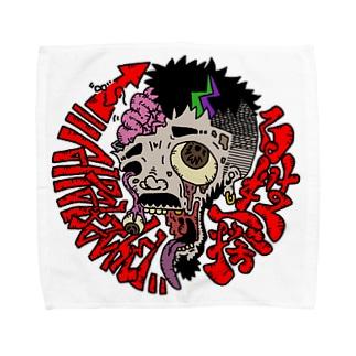 百姓一揆 Towel handkerchiefs