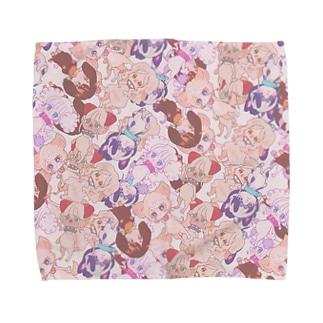 料理初心者とベタなドジの[duman]6種A Towel handkerchiefs