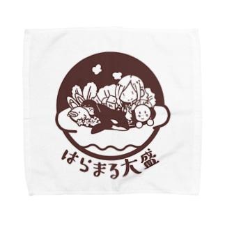 原由実の◯◯放送局 大盛 ファン感謝祭 タオルハンカチ