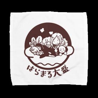 ファミ通声優チャンネルの原由実の◯◯放送局 大盛 ファン感謝祭 Towel handkerchiefs
