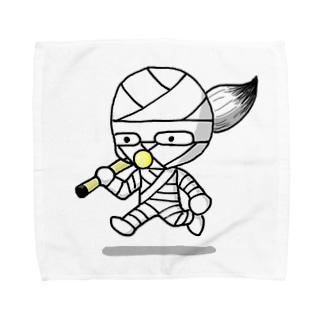 コッピーくん Towel handkerchiefs
