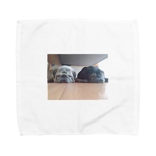 ねむたいぜ♡ Towel handkerchiefs