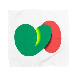 い Towel handkerchiefs