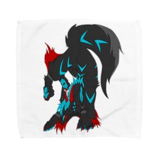 名無しくんver4 Towel handkerchiefs