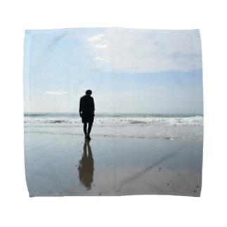 さきちょぴの海と俺 Towel handkerchiefs