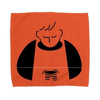 一息 Towel handkerchiefs