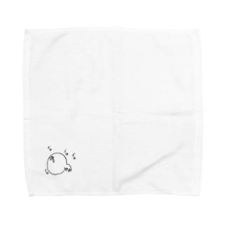 ひんじゃくん ゴロゴロスタイル2 Towel handkerchiefs