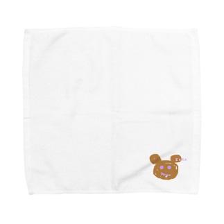 kuma Towel handkerchiefs