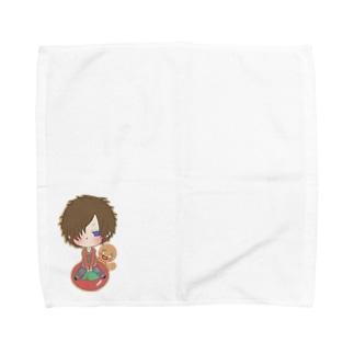 クッキーマン Towel handkerchiefs