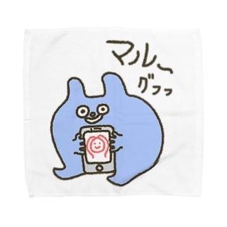 グフ・グフフ Towel handkerchiefs