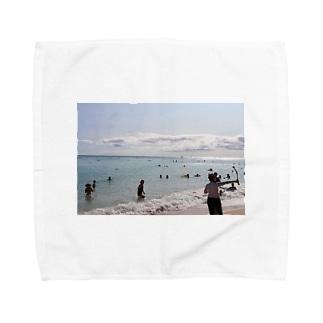 ワイハ〜 Towel handkerchiefs