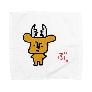 拗らせ鹿BUSHIKA(第1話) Towel handkerchiefs