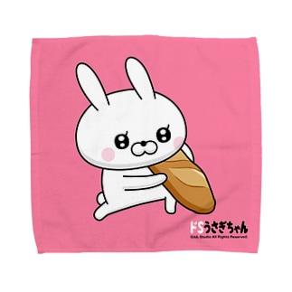 ドSうさぎちゃん(D)タオルハンカチ Towel handkerchiefs