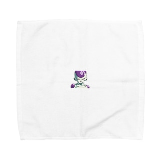 フリーザ様 Towel handkerchiefs