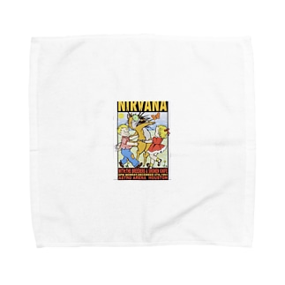 nirvana Towel handkerchiefs