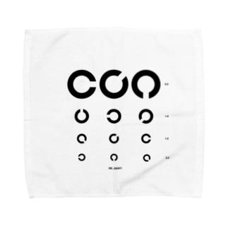 視力検査 Towel handkerchiefs
