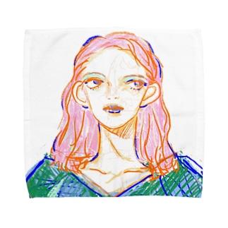 Madonna Towel handkerchiefs