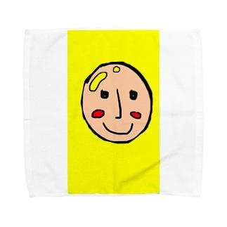 玉子王 Towel handkerchiefs
