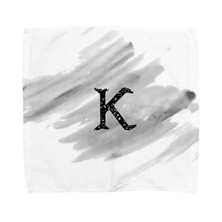K×墨 Towel handkerchiefs