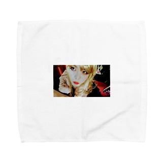オムライスの美味しいお店のマスター Towel handkerchiefs