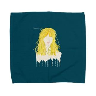 Ephemeral Towel handkerchiefs