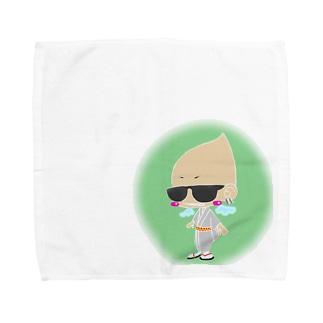 angi Towel handkerchiefs