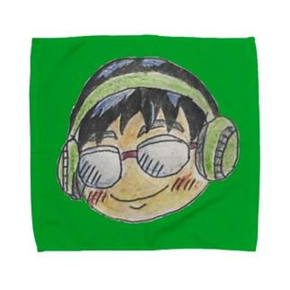 ホリちゃんのお部屋グッズ Towel handkerchiefs