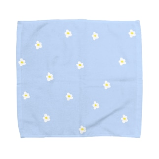 りすちゃんの服の切れ端 Towel handkerchiefs