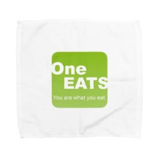 One    EATS(新) Towel handkerchiefs